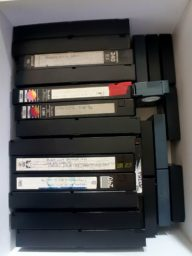 Collection of Videotapes