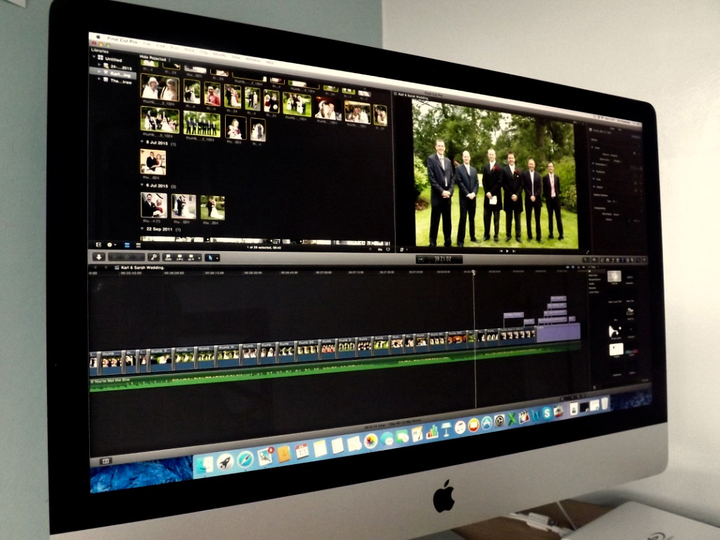 Final Cut Pro X Software