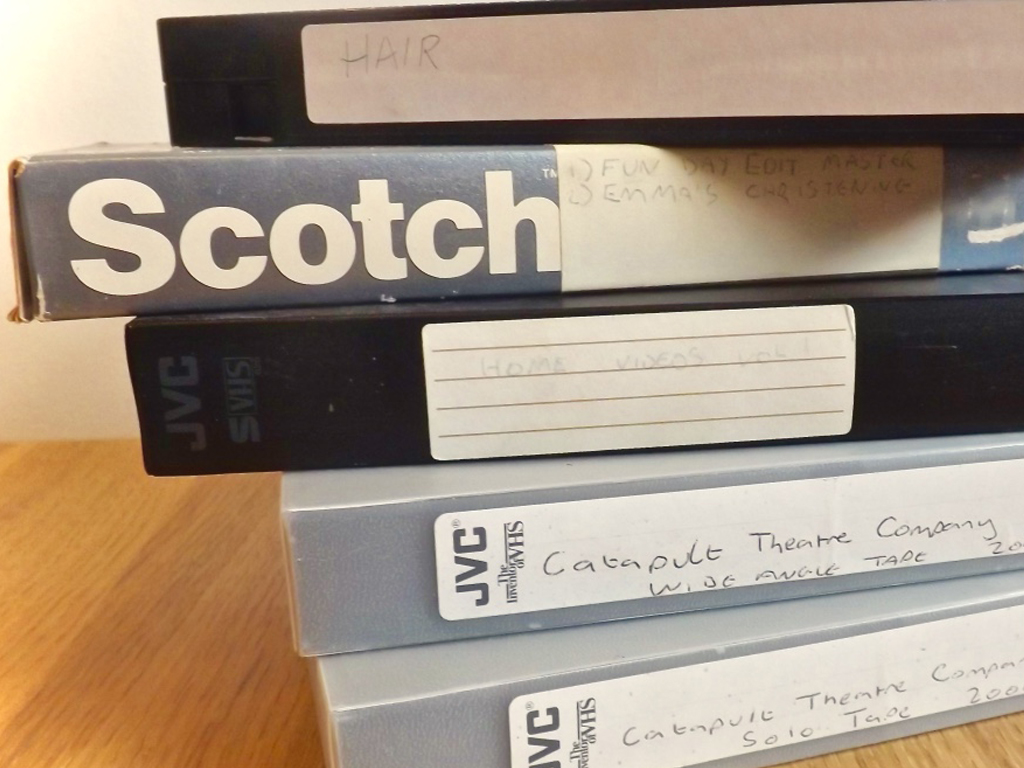 Old Videotapes