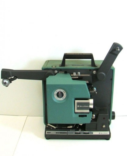 A 16mm Movie projector