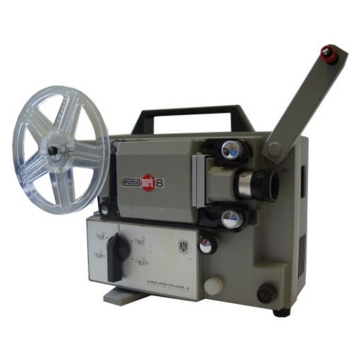 A Eumig Mark 8 projector